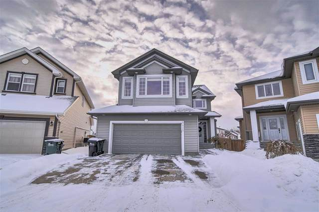 4415 Sunhaven Court, Sherwood Park, AB T8H 0R2 (#E4221483) :: RE/MAX River City