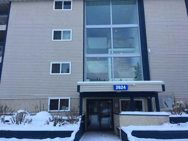 110 2624 Mill Woods Road E, Edmonton, AB T6L 5K7 (#E4221488) :: The Foundry Real Estate Company