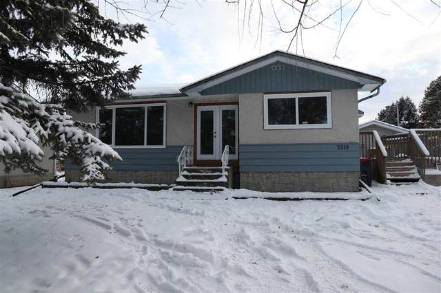 5319 54 Avenue, Thorsby, AB T0C 2P0 (#E4221494) :: The Foundry Real Estate Company
