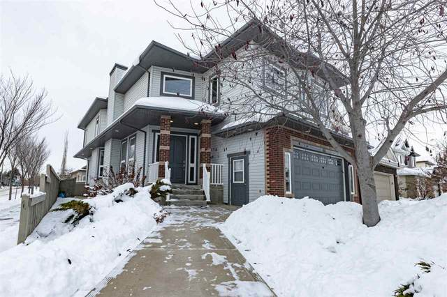 144 64 Street, Edmonton, AB T6X 0B6 (#E4221498) :: The Foundry Real Estate Company