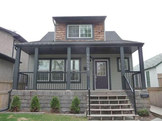 11459 64 Street, Edmonton, AB T5W 4H8 (#E4221525) :: The Foundry Real Estate Company