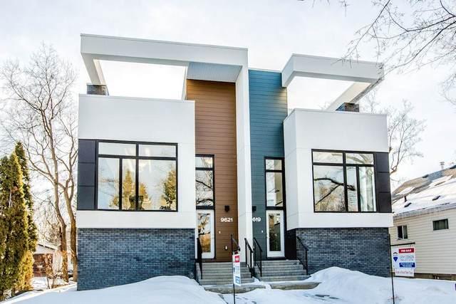 9621 152 Street, Edmonton, AB T5P 1W7 (#E4221534) :: The Foundry Real Estate Company