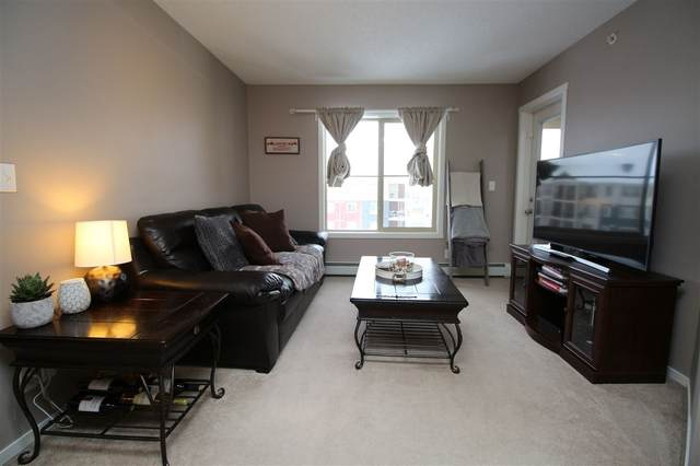 408 5816 Mullen Place, Edmonton, AB T6R 0W3 (#E4221577) :: The Foundry Real Estate Company