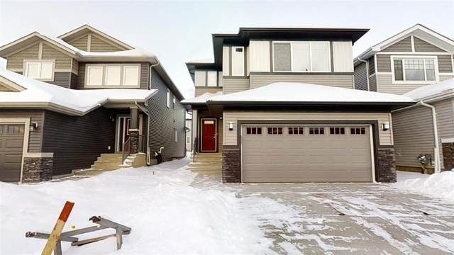 1423 25 St NW, Edmonton, AB T6T 2K7 (#E4221579) :: The Foundry Real Estate Company