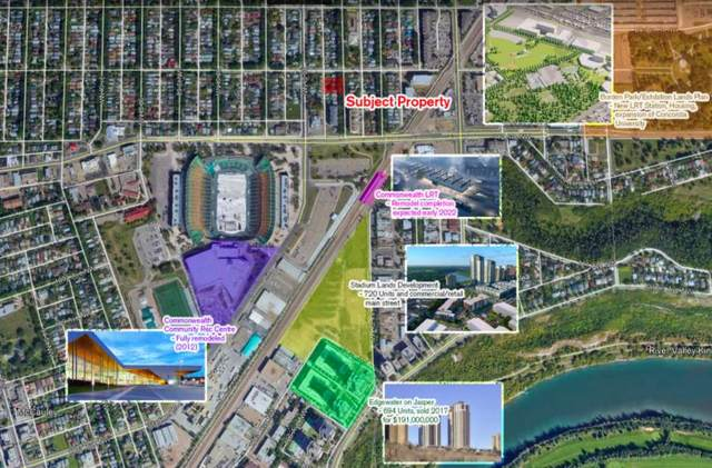 11246 85 ST NW NW, Edmonton, AB T5B 3C7 (#E4221581) :: The Foundry Real Estate Company