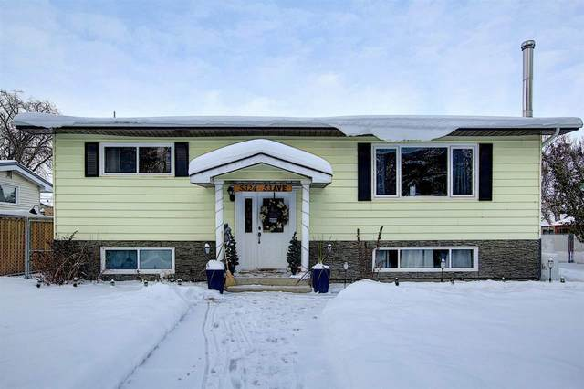 5324 53 Avenue, Redwater, AB T0A 2W0 (#E4221586) :: The Foundry Real Estate Company