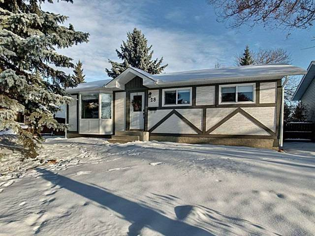 28 Glengarry Crescent, Sherwood Park, AB T8A 3A2 (#E4221597) :: RE/MAX River City