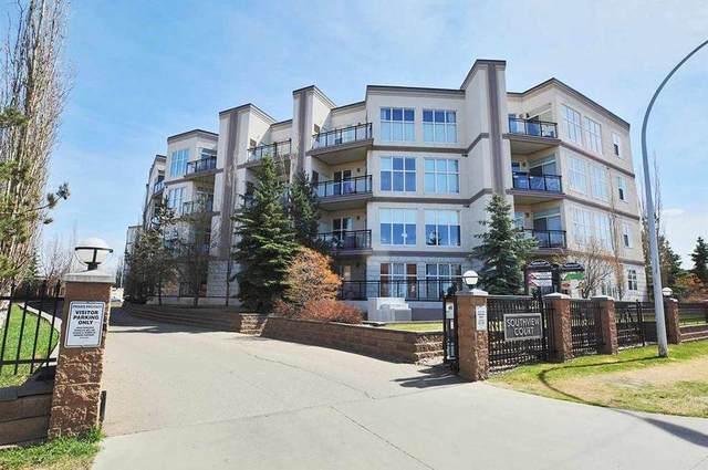 346 4827 104A Street, Edmonton, AB T6H 0R5 (#E4221605) :: Müve Team   RE/MAX Elite