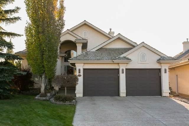 614 Hunters Close, Edmonton, AB T6R 2W2 (#E4221624) :: The Foundry Real Estate Company