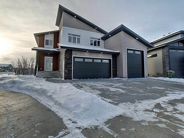 475 Mcallister Place, Leduc, AB T9E 1E8 (#E4221632) :: Müve Team | RE/MAX Elite