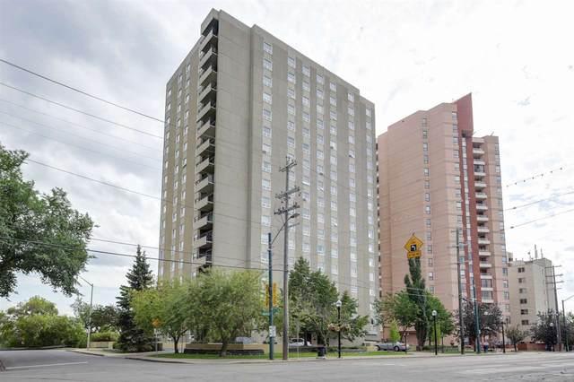 101 12303 Jasper Avenue, Edmonton, AB T5N 3K7 (#E4221633) :: RE/MAX River City