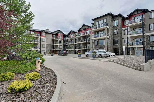 219 12408 15 Avenue, Edmonton, AB T6W 1X2 (#E4221639) :: RE/MAX River City