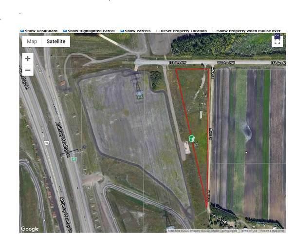 503 153   AVE NW, Edmonton, AB T5Y 6C6 (#E4221644) :: Initia Real Estate