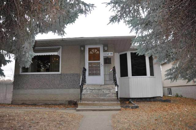 12347 95 Street, Edmonton, AB T5G 1N4 (#E4221653) :: The Foundry Real Estate Company