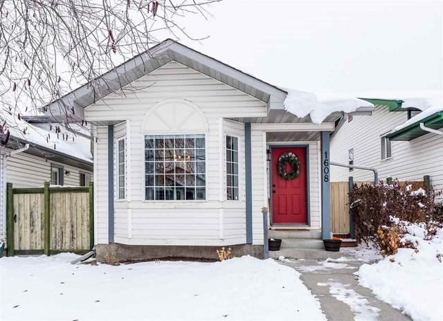 1608 80A Street, Edmonton, AB T6K 4E1 (#E4221656) :: The Foundry Real Estate Company