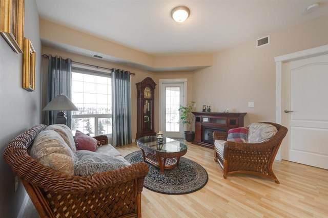474 2750 55 Street, Edmonton, AB T6L 7H5 (#E4221674) :: The Foundry Real Estate Company