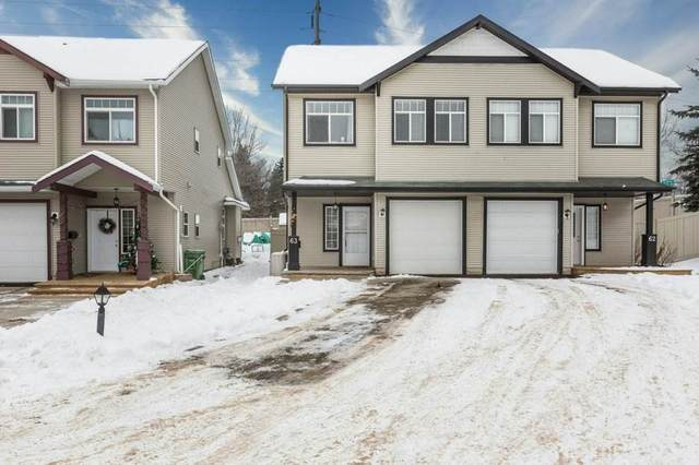 63 30 Levasseur Road, St. Albert, AB T8N 7A6 (#E4221677) :: The Foundry Real Estate Company