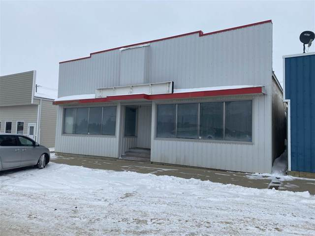 5020 47 AV, Two Hills, AB T0B 4K0 (#E4221706) :: The Foundry Real Estate Company