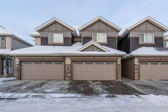 39 4835 Wright Drive, Edmonton, AB T6W 3T2 (#E4221737) :: The Foundry Real Estate Company