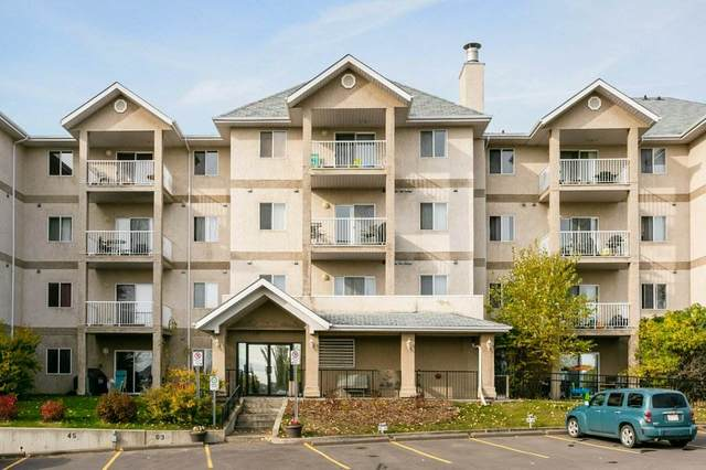 412 14708 50 Street, Edmonton, AB T5A 5G9 (#E4221770) :: The Foundry Real Estate Company