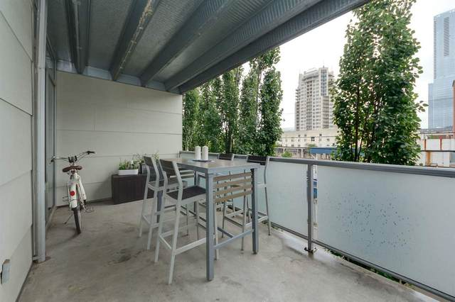 222 10309 107 Street, Edmonton, AB T5J 1K3 (#E4221772) :: The Foundry Real Estate Company