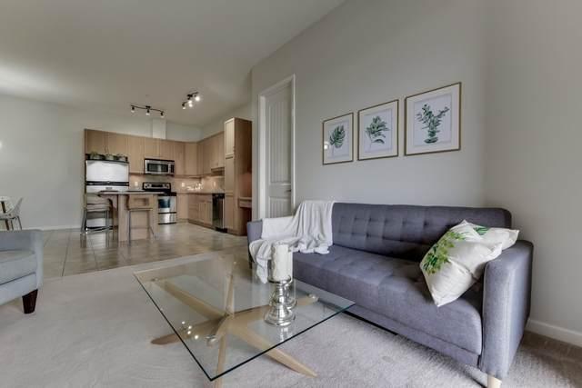 409 6083 Maynard Way, Edmonton, AB T6R 0S5 (#E4221799) :: The Foundry Real Estate Company