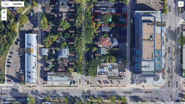 10225 125 Street, Edmonton, AB T5N 1S8 (#E4221827) :: The Foundry Real Estate Company