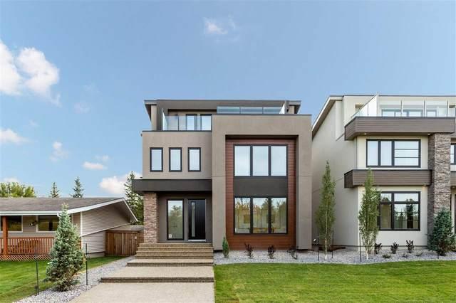 12111 Aspen Drive West, Edmonton, AB T6J 2B8 (#E4221836) :: The Foundry Real Estate Company