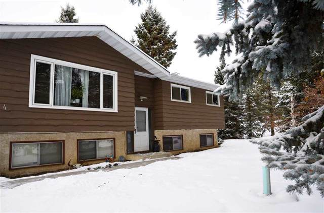 4 53212 RGE RD 15, Rural Parkland County, AB T7Y 0C3 (#E4221846) :: Initia Real Estate