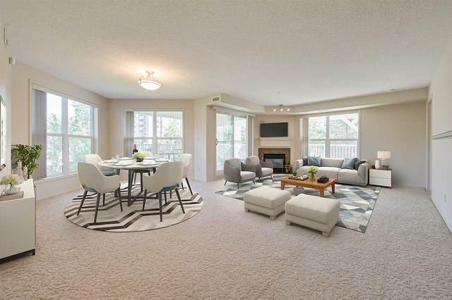 212 10311 111 Street, Edmonton, AB T5K 2Y8 (#E4221848) :: The Foundry Real Estate Company