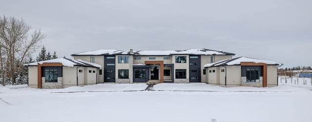80 50452 RGE RD 245, Rural Leduc County, AB T6X 0P5 (#E4221868) :: The Foundry Real Estate Company