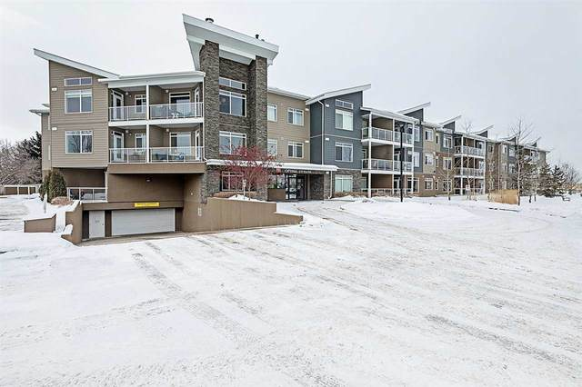 315 279 Wye Road, Sherwood Park, AB T8A 0A7 (#E4221933) :: RE/MAX River City