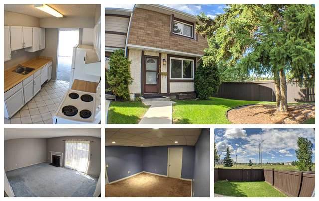 135 Tudor Lane, Edmonton, AB T6J 3T5 (#E4221954) :: RE/MAX River City