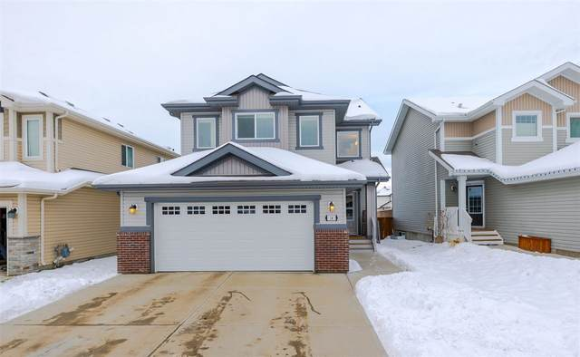14 Sedona Place, Fort Saskatchewan, AB T8L 0N7 (#E4221955) :: The Foundry Real Estate Company