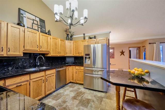 38 500 Lessard Drive, Edmonton, AB T6M 1G1 (#E4222006) :: The Foundry Real Estate Company