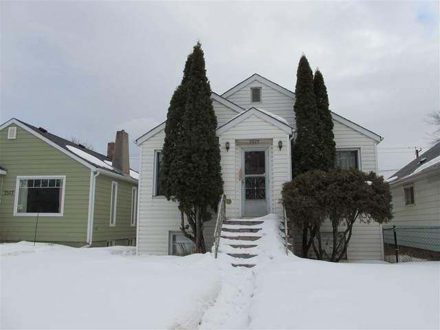 7521 112 Avenue, Edmonton, AB T5B 0E4 (#E4222040) :: The Foundry Real Estate Company