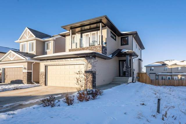 29 Hull Wynd, Spruce Grove, AB T7X 0X5 (#E4222062) :: Müve Team | RE/MAX Elite