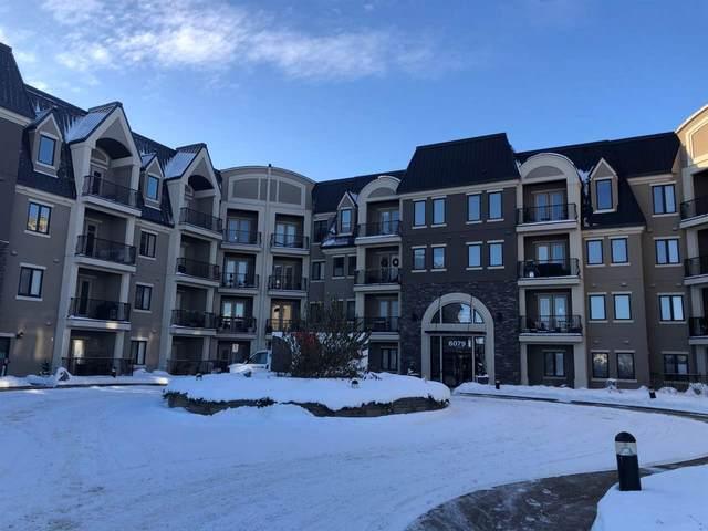 337 6079 Maynard Way, Edmonton, AB T6R 0S4 (#E4222096) :: The Foundry Real Estate Company