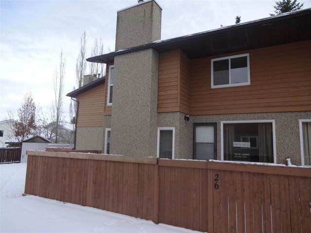 26 3812 20 Avenue, Edmonton, AB T6L 4B2 (#E4222125) :: The Foundry Real Estate Company