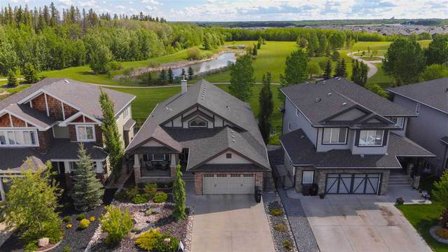 22 Verona Crescent, Spruce Grove, AB T7X 0J7 (#E4222127) :: The Foundry Real Estate Company