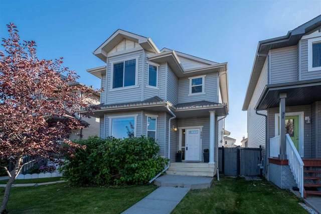 105 Keystone Crescent, Leduc, AB T9E 0J4 (#E4222144) :: The Foundry Real Estate Company