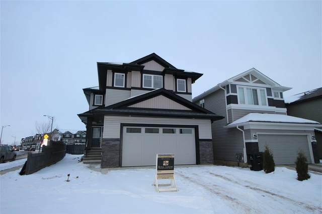 3816 168 Avenue, Edmonton, AB T5Y 0X8 (#E4222173) :: RE/MAX River City