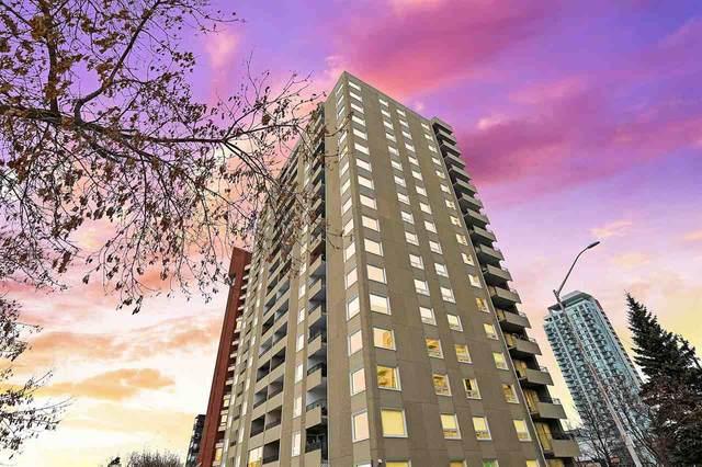 1003 12303 Jasper Avenue, Edmonton, AB T5N 3R7 (#E4222179) :: Müve Team | RE/MAX Elite