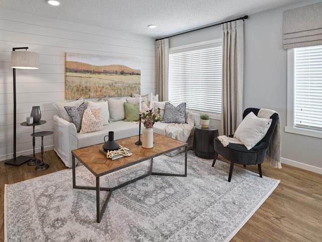 60 50 Mclaughlin Drive, Spruce Grove, AB T7X 0E1 (#E4222186) :: The Foundry Real Estate Company