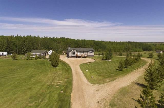 237 1414 Hwy 37, Rural Lac Ste. Anne County, AB T0E 1V0 (#E4222206) :: Müve Team | RE/MAX Elite