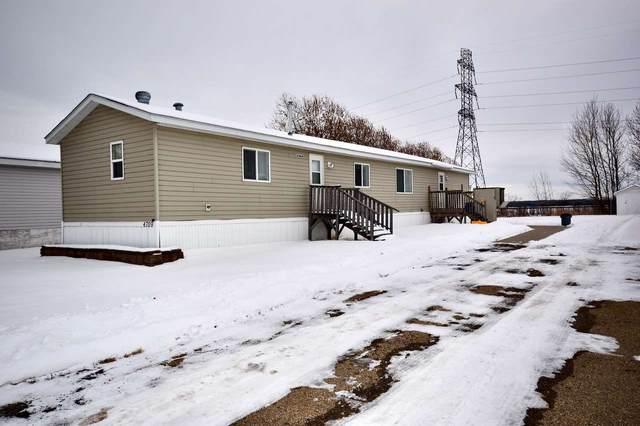 4709 51 Avenue, Wabamun, AB T0E 2K0 (#E4222233) :: The Foundry Real Estate Company