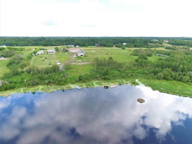 26 Landing Drive, Rural Sturgeon County, AB T0A 1N0 (#E4222234) :: The Foundry Real Estate Company