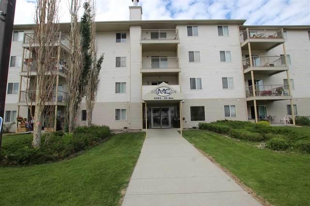 311 4703 43 Avenue, Stony Plain, AB T7Z 2S7 (#E4222245) :: The Foundry Real Estate Company