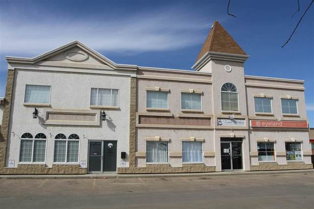 #60 161 Liberton Dr, St. Albert, AB T8N 6A7 (#E4222255) :: The Foundry Real Estate Company