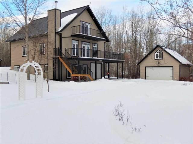 59 & 61 4224 TWP 545, Rural Lac Ste. Anne County, AB T0E 0L0 (#E4222258) :: The Foundry Real Estate Company